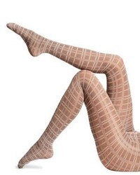 Wolford Ana Checked Tights