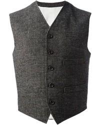 Dolce & Gabbana Plaid Waistcoat