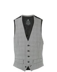 Plaid tailored waistcoat medium 7757519