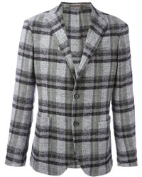 Plaid blazer medium 640749