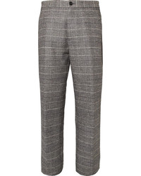 Men's Grey Plaid Dress Pants from MR PORTER | Men's Fashion