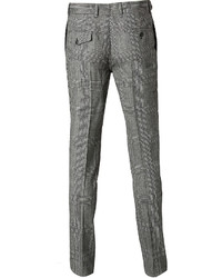 Marc Jacobs Wool Glen Plaid Pants   Where to buy & how to wear