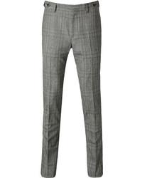 Marc Jacobs Wool Glen Plaid Pants