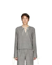Linder Grey Plaid Sullivan Shirt