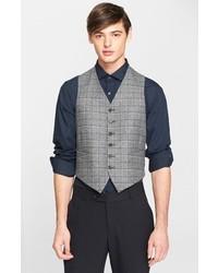 Todd Snyder Plaid Wool Vest