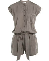 Closed Cotton Playsuit
