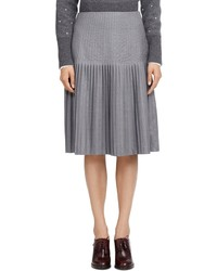 Brooks Brothers Stitch Pleat Skirt