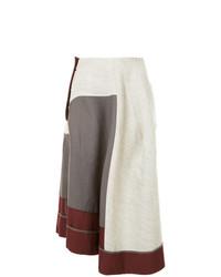 Comme Des Garçons Vintage Inside Out Skirt