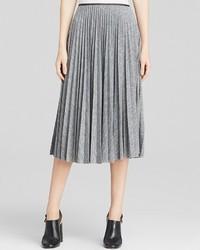 Theory Skirt Zeyn Pleated Jersey