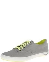 Grey plimsolls original 2041359