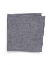 Nordstrom Men's Shop Melange To Chambray Pocket Square