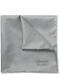 Silk pocket square medium 159889