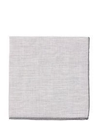 Simonnot Godard Slub Weave Pocket Square