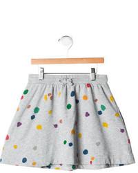 Stella McCartney Girls Printed Skirt
