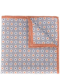 Eleventy Dotted Pocket Square