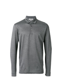 Canali Fitted Polo Top