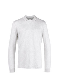 Eleventy Longsleeved Polo T Shirt