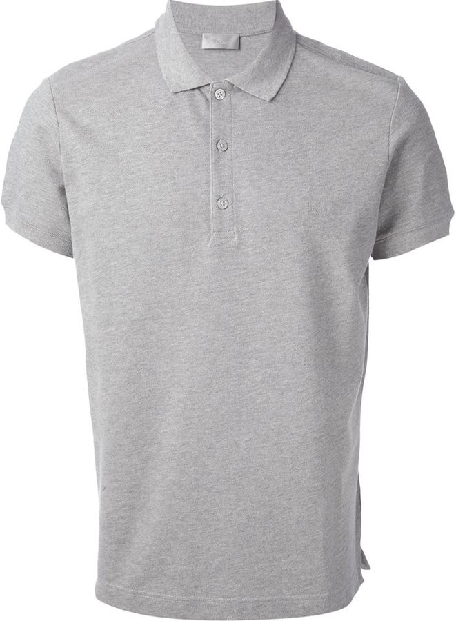 Christian Dior Dior Homme Classic Polo Shirt,  135   farfetch.com ... 1c15b28f4a61