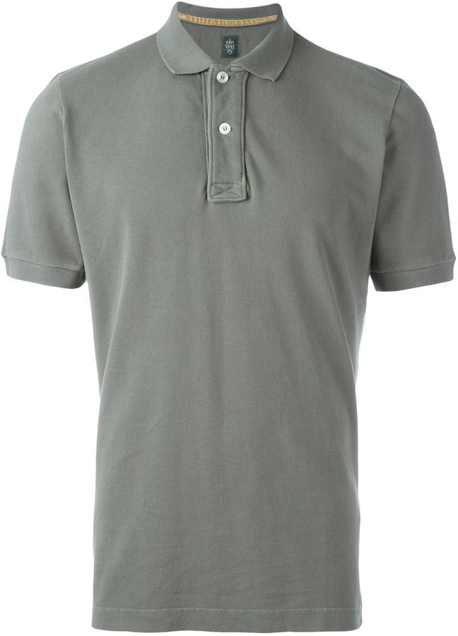 Clearance Store Cheap Price Cheap Sale Buy classic polo shirt - Grey Eleventy Discount Codes Really Cheap Best Deals Free Shipping Manchester Great Sale rgmuDxPB