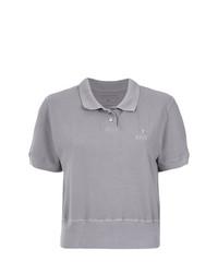Cropped polo shirt medium 7651146