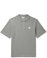 Acne Studios Falco Cotton Piqu Polo Shirt