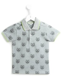 Kenzo Kids Mini Tiger Polo Shirt