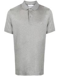 Calvin Klein Logo Embroidered Polo Shirt