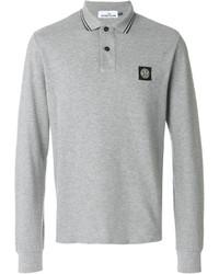 Longsleeved polo shirt medium 4978112
