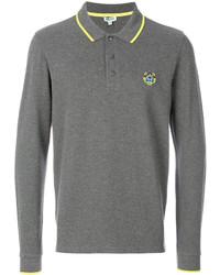 Longsleeved tiger polo shirt medium 4469282