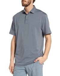 Devereux Oracle Stripe Jersey Polo