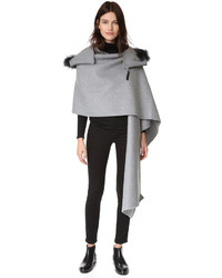 Helina hooded poncho medium 828790