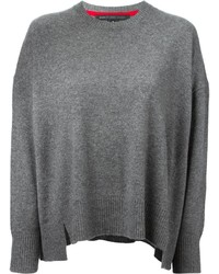 Marc by Marc Jacobs Jersey Poncho Style Sweater
