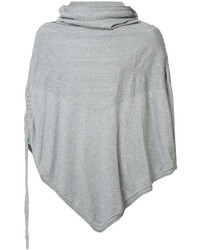 Private stock roll neck poncho medium 6717464
