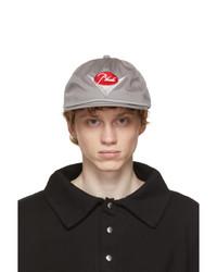 Rhude Grey Classic Cap
