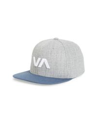 RVCA Va Snapback Ii Snapback Hat