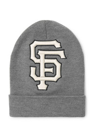 Gucci San Francisco Giants Logo Appliqud Wool Beanie