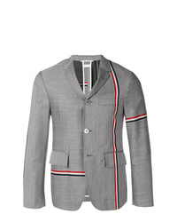 Thom Browne Allover Engineered Stripe Sport Coat