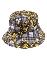 VERSACE JEANS COUTURE Baroque Print Hat