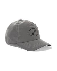 We11done Printed Shell Baseball Cap