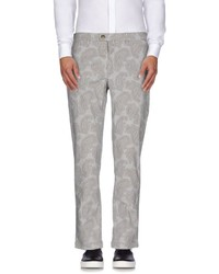 Incotex Floral Print Chino Trousers Out of stock · Siviglia White Casual  Pants