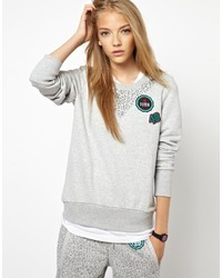 Puma Animal Print Sweatshirt
