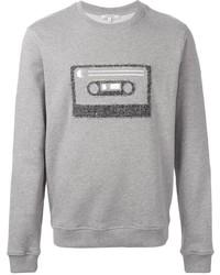 Carven Cassette Embroidered Sweatshirt