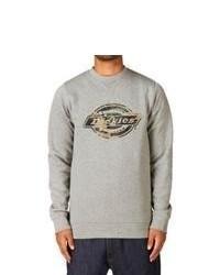 Dickies Vermont Sweatshirt Grey Melange