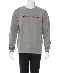 Christian Dior Dior Homme Sweatshirt W Tags