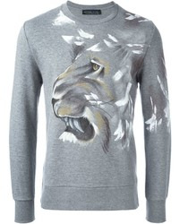 Etro Lion Print Sweatshirt