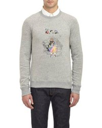 Band Of Outsiders Flasher Sweatshirt