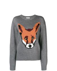 Peter Jensen Fox Sweater
