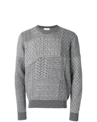 Etro Knit Patch Jumper