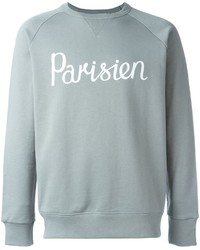 MAISON KITSUNÉ Maison Kitsun Parisien Sweatshirt