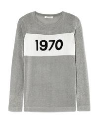 Bella Freud Sparkle 1970 Metallic Knitted Sweater